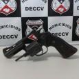 Polícia Civil, através da Delegacia de Homicídios, apreende provável arma utilizada em homicídio. Na manhã desta terça-feira (25/03) policiais civis da Delegacia de Homicídios de Porto Velho cumpriram um mandado...