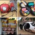 Polícia Civil do Candeias do Jamari localiza carro roubado com vários objetos em seu interior. Na manhã desta segunda-feira (19/05) a Polícia Civil de Candeias do Jamari localizou o veículo...