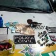 Polícias Civil e Militar de São Francisco cumprem mandado de busca em São Domingos e prendem suspeito de roubar Hillux com arma de fogo e drogas Na terça-feira (16/06) as...