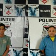 Nesta sexta-feira, 08.04, a Polícia Civil cumpriu mais duas prisões através da Polinter. Após as diligências foram presos Luiz Carlos Cordeiro dos Santos (mandado expedido por condenação) e Gladiano Pereira...