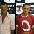 A Polícia Civil em Urupá efetuou a prisão, nesta terça-feira, 19.04, de dois foragidos. Após dias de investigação e uma série de diligências, a equipe veio a localizar o foragido...