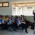 Palestra, no dia 30.03, na Academia de Polícia, para os alunos do curso de formação, com o Delegado Geral de Polícia Civil, Dr. Eliseu...