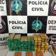 Nesta sexta-feira, 29.04, a Polícia Civil através do Denarc realizou a apreensão de aproximadamente 45 quilos de cocaína e prisão de três homens, J.A.A., L.A.A. e L.D.C.  A investigação...