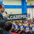 Vice-governador Daniel Pereira participou da formatura A formatura de 133 novos servidores da Polícia Civil de Rondônia e o justificado tom festivo que prevaleceu, foi marcada pela advertência de que...