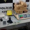 No final da tarde desta quarta-feira, 08.06, a Polícia Civil, através do Denarc, apreendeu aproximadamente 12 kg de droga e prendeu três homens em flagrante, em dois bairros da zona...