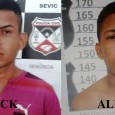 A Polícia Civil, através do 1ºDP, prendeu nesta quinta-feira, 09.06, Patrick D. P. D. (20 anos) suspeito da prática de vários roubos na zona sul da capital, juntamente com outro...