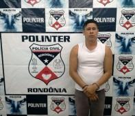 A Polícia Civil do Estado de Rondônia por meio da Delegacia de Polícia Interestadual (POLINTER) e policiais civis do 1º DP realizaram neste domingo (20/03), o cumprimento do mandado de...