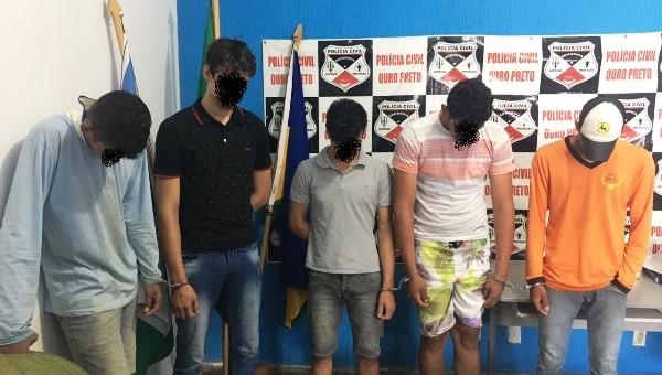 As polícias Civil e Militar de Ouro Preto do Oeste, em ação conjunta, desencadearam a operação Velozes e Furiosos, na noite da última quarta-feira (1ª fase) e manhã de quinta...