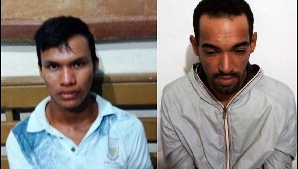 A Polícia Civil do Estado de Rondônia em operação conjunta com o Exército Brasileiro realizou no último dia (22/04), a prisão do brasileiro, Erico Souza da Silva e do boliviano,...