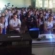 """A Polícia Civil do Estado de Rondônia, por meio da Delegacia do Distrito de Extrema, realizou nesta quarta-feira (07/06), palestra de """"Prevenção às Drogas"""" para cerca de 80 alunos de..."""