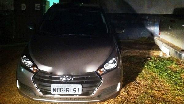 A Polícia Civil do Estado de Rondônia, por meio dos policiais lotados na Delegacia Especializada em Repressão a Furtos e Roubos de Veículos Automotores (DERFRVA), recuperaram o veículo modelo HB...