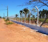 A Polícia Civil do Estado de Rondônia em parceria com a Companhia de Águas e Esgotos de Rondônia (Caerd) iniciou neste mês a construção de um muro de proteção do...