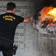 A Polícia Civil do Estado de Rondônia, por meio do Departamento de Narcóticos (Denarc), realizou manhã desta sexta-feira (18/08), incineração de quase meia tonelada de entorpecentes, em Porto Velho. No...
