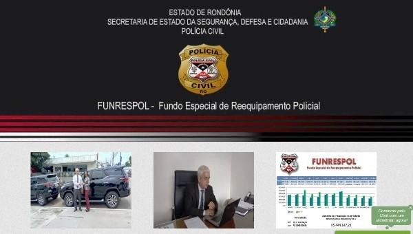 """O Policial Civil, Eduardo Neves, fez a doação do """"SisalWeb"""" com objetivo de melhorar o acesso da população ao alvará da Polícia Civil, assim como, a arrecadação para à Instituição..."""