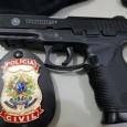 Nesta terça-feira (10/04), foi divulgado em alguns sítios eletrônicos da imprensa local, notícias sobre registro dos armamentos da Polícia Civil e devolução de armamento do policial que estiver fora da...