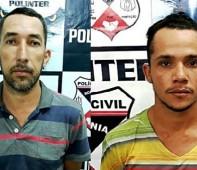 A Polícia Civil do Estado de Rondônia, por meio da Delegacia de Polícia Interestadual (Polinter) prendeu na última segunda-feira (16/04), dois indivíduos já condenados pela Justiça. Manolito S. G., condenado...