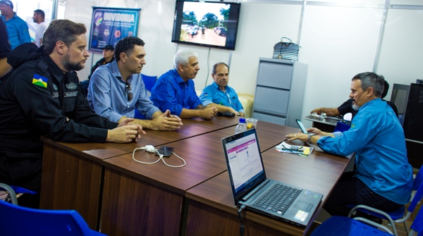 A Polícia Civil do Estado de Rondônia participa da 7ª edição do Rondônia Rural Show que acontece no município de Ji-Paraná ao longo desta semana. Na oportunidade, a instituição de...