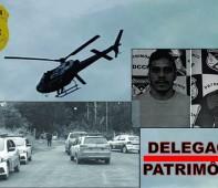 A Polícia Civil do Estado de Rondônia, por meio da Delegacia de Patrimônio de Porto Velho, prendeu na última segunda-feira (14/05), Alexsandro Hildebrant de Oliveira e Fábio da Silva Rodrigues,...