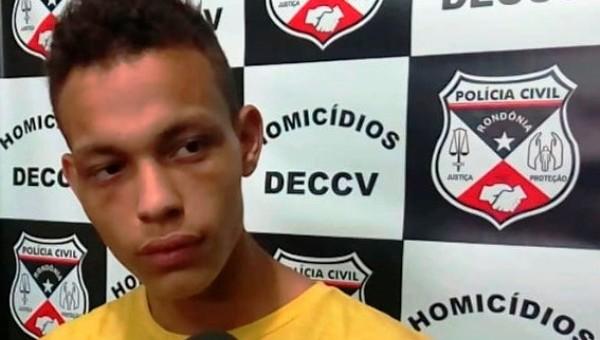 A Polícia Civil do Estado de Rondônia, por meio da Delegacia Especializada em Repressão aos Crimes Contra Vida (Delegacia de Homicídios), realizou a prisão nesta quinta-feira (17/05), de Eriton Fábio...