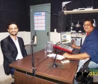 O Delegado da Polícia Civil do Estado de Rondônia, Mayckon Douglas, é o novo titular da Delegacia em Cerejeiras. Na semana passada, o Delegado concedeu entrevista para a rádio Ondas...