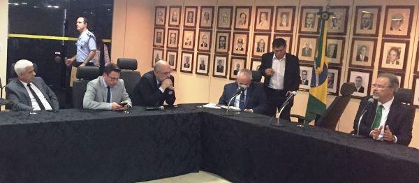 O Conselho Nacional dos Chefes de Polícia (CONCPC) realizou na semana passada reunião extraordinária, em Brasília. O Chefe de Polícia do Estado do Rio Grande do Sul e Presidente do...