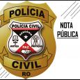 A Delegacia-Geral da Polícia Civil do Estado de Rondônia informa à população que todos os procedimentos legais referentes aos incêndios registrados nos locais, cujo a responsabilidade é da Polícia Civil,...