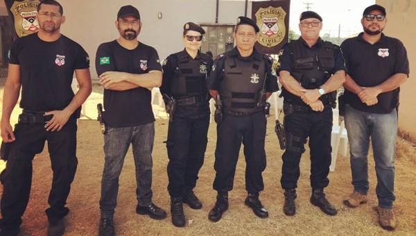 A Polícia Civil do Estado de Rondônia participou no último sábado (28/07), da ação social promovida pelo Governo do Estado por meio do programa Rondônia Mais Segura. O objetivo da...
