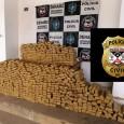A Polícia Civil do Estado de Rondônia, por meio do Departamento de Narcóticos de Porto Velho (DENARC), apreendeu na madrugada desta sexta-feira (19/10), mais de 420 kg de entorpecente tipo...