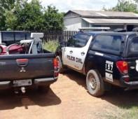 A Polícia Civil do Estado de Rondônia, por meio da delegacia de Costa Marques, realizou busca onde funcionava de forma irregular um consultório odontológico no Distrito de São Domingos do...