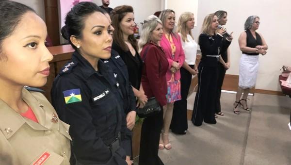 """A Polícia Civil do Estado de Rondônia promoveu com apoio da Secretaria de Estado da Segurança, Defesa e Cidadania (SESDEC), Polícia Militar e Corpo de Bombeiros o """"II Encontro de..."""