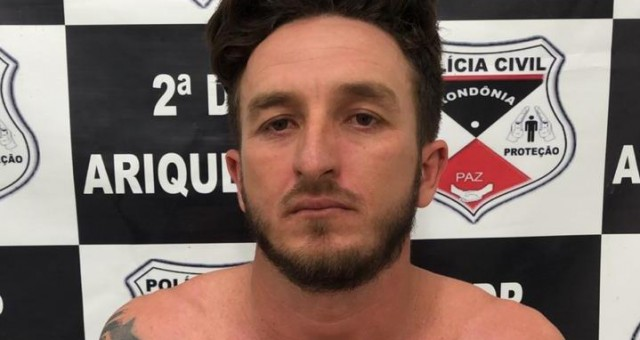 No final da tarde deste dia 14 a Polícia Civil, através da Delegacia de Homicídios de Ariquemes, prendeu o nacional RAFAEL FONSECA DE PAULA (32 anos), acusado de ter assassinado...