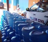 A Polícia Civil do estado de Rondônia, por meio da Delegacia Especializada em Crimes contra o Consumidor (Decconde), em ação conjunta com a Vigilância Sanitária, fecharam mais um estabelecimento comercial...