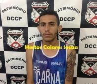 A Polícia Civil do estado de Rondônia, por meio da Delegacia de Crimes Contra o Patrimônio, promoveu a prisão do nacional Hector C. S. De acordo com a Polícia, Hector...