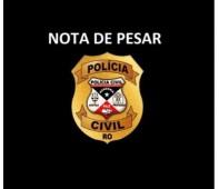 É com imenso pesar que a Direção Geral da Polícia Civil do Estado de Rondônia comunica o falecimento do delegado de Polícia Civil MOACIR NASCIMENTO FIGUEIREDO, ocorrido neste sábado, dia...