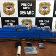 A Polícia Civil do Estado de Rondônia, por meio do Departamento de Narcóticos (Denarc), apreendeu na manhã desta terça-feira (16/07), cerca de 13 quilos de entorpecente do tipo maconha e...
