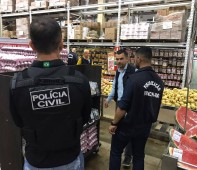 A Polícia Judiciária Civil do Estado de Rondônia, por intermédio da Delegacia Especializada em Crimes Contra o Consumidor – DECON, realizou na manhã desta sexta-feira (08/11), uma fiscalização em conjunto...