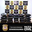 Na madrugada de hoje (29/07), os policiais do Serviço de Investigação e Capturas-SEVIC da 1ª Delegacia de São Francisco do Guaporé-RO prenderam I. S. F., de 27 anos, em flagrante...