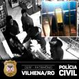 A Polícia Judiciária Civil do estado de Rondônia, por intermédio da 1ª Delegacia de Polícia Civilde Vilhena-RO, prendeu na tarde desta terça-feira (29/07), E. F. O. L. de 24 anos,...
