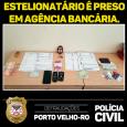 Nesta manhã (11/08), policiais do NÚCLEO DE COMBATE ÀS DEFRAUDAÇÕES, com apoio da Delegacia de Patrimônio, realizaram a prisão em flagrante de J.L.F.C. de 56 anos, no momento em...